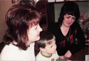 знакомство родителей с задачами и содержанием коррекционной работы